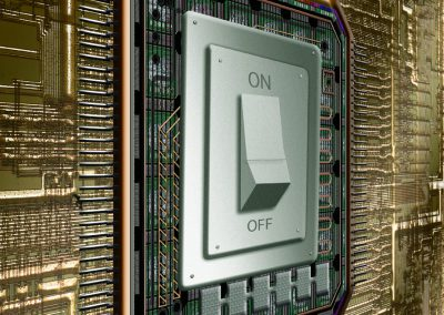 Chip4 on off switch